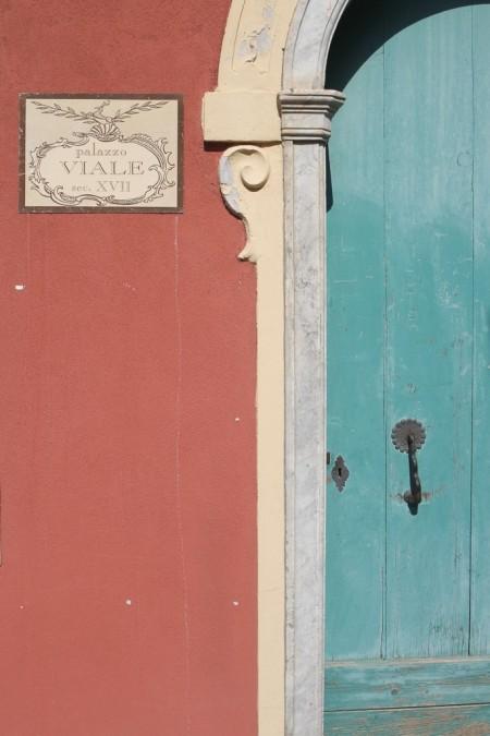 Geografie, Italien, Ligurien, Cervo,