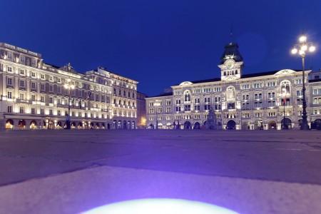 Casa Stratti, town hall, Trieste