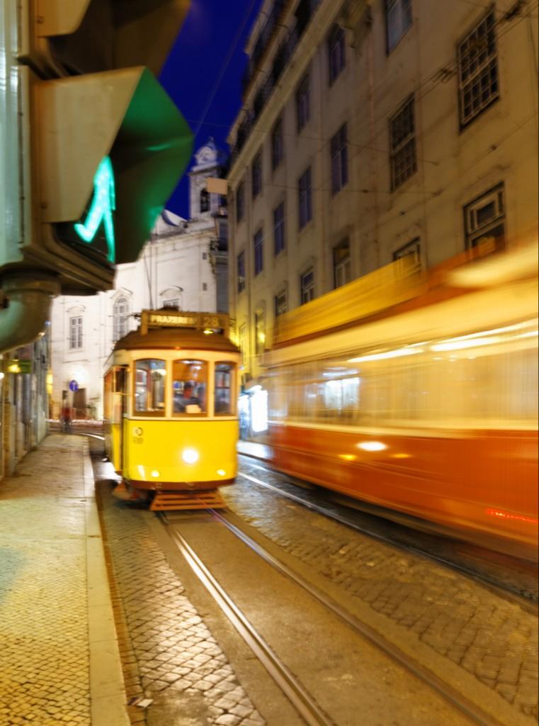 Tram,  Alfama,