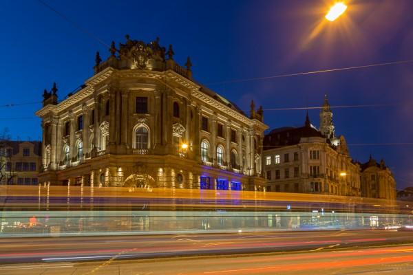 München, Alte Börse, Lenbachplatz